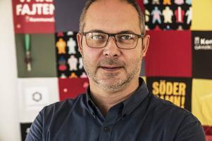 Thomas Eriksson, ordförande i Lärarförbundet Söderhamn.