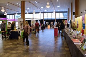 Bild från förra årets upplaga av skolkonferensen Mittlärande.