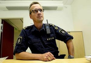 Henrik Blusi, förundersökningsledare.