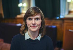 Frida Nilsson. Arkivbild.   Foto: Vilhelm Stokstad/TT