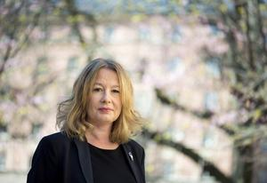 Åsa Linderborg slutar som kulturchef på Aftonbladet Foto: Pontus Lundahl / TT