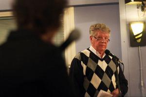 Bo Bergström (AfR) menar att det kommer att krävas extraordinära insatser för att få ordning på kommunens ekonomi.
