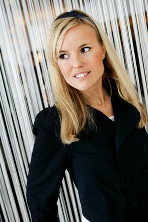 Modebloggaren Sofi Fahrman är en av P 1:s vinterpratare.