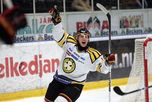 Peter Nolander spelade fyra säsonger i Brynäs, 2006-10.