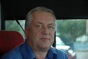 Kjell Lindholm, 58 år, bussförare, Ytterharnäs, Furuvik:– En del tycker kanske att det varit för mycket invandring, men jag tycker inte det. De har fått gratisreklam genom att andra partier inte tagit deras frågor på allvar.