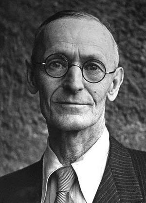 Herman Hesse fick Noblepriset i litteratur 1946.
