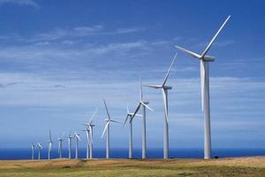 Varför förläggs inte vindkraftsparkerna där elen behövs? undrar insändarskribenten.Foto: Scanpix