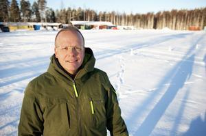 Sedan december är Tomas Ringsby  ny vd för utbildningsföretaget Yrkesakademin, som har sitt huvudkontor i Falun. Ett av företagets utbildningsplatser finns på Ingarvet, där vd:n gjorde ett besök på torsdagen.