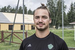 Ragnar Carlsson, släggkastare, Falu IK