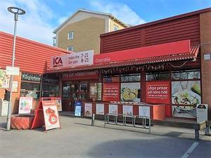 Skribenten vill se en systembolagsbutik i Östertälje, där Ica tidigare höll till. Foto: Leon Hansen