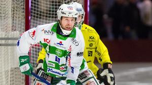 Tillbaka. Efter en säsong i Ryssland återvänder 34-årige Anders Bruun till Grönvitt.