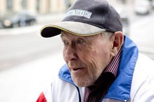 Rune Sjölander, Härnösand.– Min sambo, henne kan jag inte vara utan.
