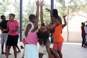 Bilder från dansprojektet och inspelningen av musikvideon Babylon Game i Maputo i Mocambique.
