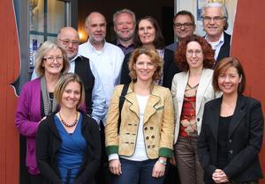 Glada representanter för Ringhotels i Tyskland, Small Danish hotels, Schick Hotels i Wien, Naturidyll Hotels i Österrike, Idyll Hotels i Schweiz och Petit Hotel i Sverige och Finland.