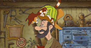 När Findus och Pettson ger sig ut på juläventyr i Tomtemaskinen var det tvunget att också få filmen klar till jul