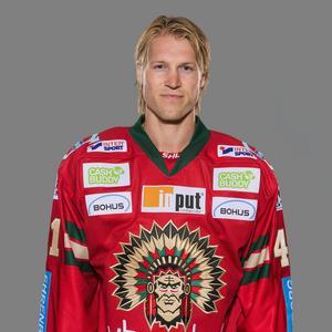 6. Mathis Olimb, Frölunda      En spelskicklig forward som är duktig med pucken. Har blivit en publikfavorit i Göteborg. Kan bjuda på spektakulära dragningar och mål.