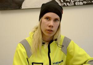 Evelina von Sneidern tror att alla har att tjäna på om klimatet i byggbranschen blir mindre tufft.