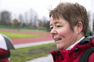 Annica Hjorth har varit ledare i friidrott sedan hon var 13 år.