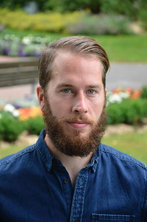 Daniel Persson, nybliven festivalarrangör