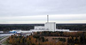 Forsmark 3. Nybyggt 1986 och hade ännu inte tagits i fullt bruk. Här var Alf Lindfors chef vid tiden för Tjernobyl-katastrofen.