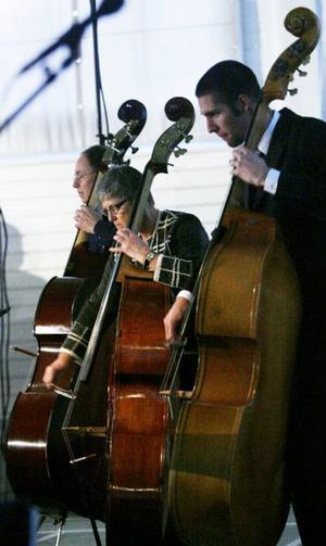 Den musikaliska kvalitén var rakt igenom mycket hög, vid Östersunds Orkesterförenings jubileumskonsert.