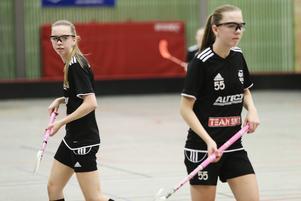 Tvillingarna Clara och Frida Hellgren byter Bollnäs/Hertsjö och division 2 mot Falun och allsvenskan nästa säsong.