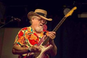 Clas Yngström får högsta ranking i amerikanska Blues hall of fame.