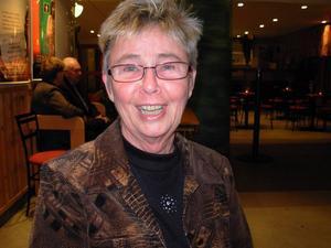 Karin Olofsson, Ludvika, hittade också till Smedjebacken efter en artikel i Svenska Dagbladet.
