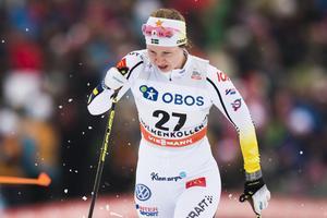 Foto: Jon Olav Nesvold/TT. Evelina Settlin får tävla i uppmärksammade Ski Tour 2020.