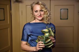 Priset för bästa kvinnliga huvudroll fick Maria Sundbom för rollen som Siri i