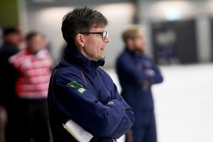 Jocke Forslund, tränare i Bollnäs.