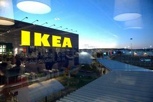 Ikea i Borlänge invigdes 25 oktober 2013 och hade under sitt första år 1,7 miljoner besök.