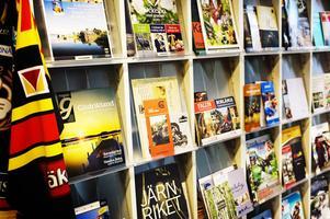 Information. På Gävle Turistbyrå – som numera ligger centralt på Drottninggatan – finns det gott om information om vad du som turist kan göra både i Gävle, övriga Gästrikland och resten av Sverige.