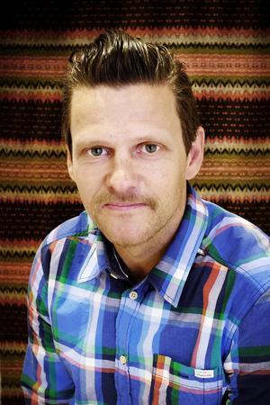Jerker Bexelius är verksamhetschef för Stiftelsen Gaaltije. Gaaltije är det sydsamiska kulturcentret i Östersund.
