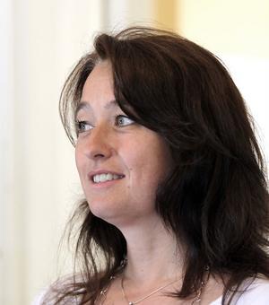 – När vi anställer söker vi rätt person där personligheten är jätteviktig, säger Maria Skoglund, ekonomiansvarig.