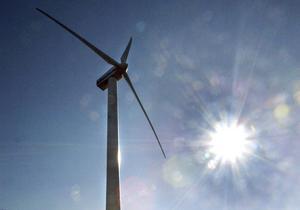 Vindkraftverket som Eon Elnät planerar att ställa upp är ett begagnat verk som monterats ner och renoverats innan det monteras upp igen på Åstön.