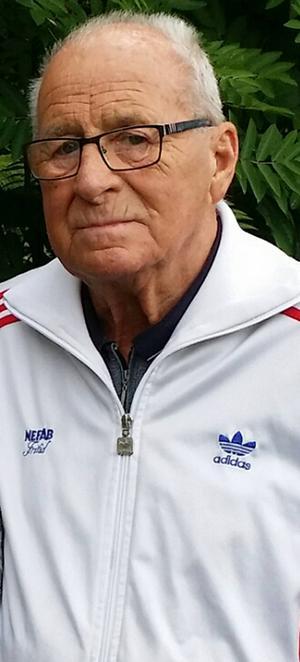 Sune Edling blev 81 år.