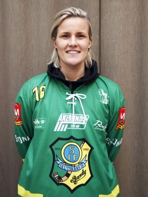 Johanna Pettersson, tränare för Skutskär tycker att det är väldigt bra med de nya prissummorna i elitserien.