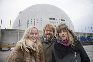 Efter förra veckans jurykupp står för första gången tre idoler _ Amanda Winberg, Martin Almgren och Simon Zion _ i final.