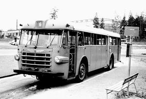 Linje 6 vid Finnslätten.