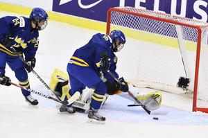Brynässpelaren Anna Borgqvist blev matchens lirare i premiärmatchen mot Tjeckien i Hockey-VM i Kanada.