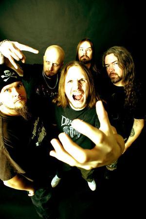 Meshuggah.