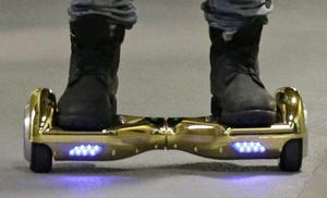Många har drabbats av defekta hoverboards från Kina.