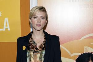 Scarlett Johansson. Arkivbild.