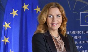 Cecilia Wikström (FP) Europaparlamentariker