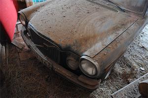 Volvon behöver en rejäl avdamning.