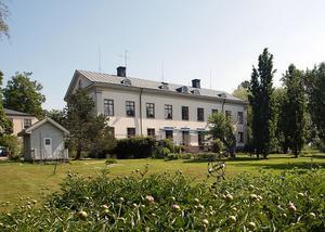 Wij herrgård som Wij Trädgårdar nu planerar att göra om till ett hotell med konferensrum.