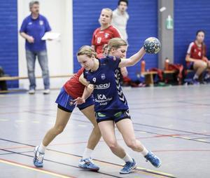 Täby kunde inte stoppa Cissi Larsson – elva mål.