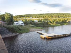 Lappeasuando, mellan Kiruna och Gällivare.