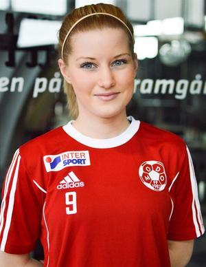 Malin Lindström, lagkapten i Modo FF, var mycket nöjd efter förlusten: